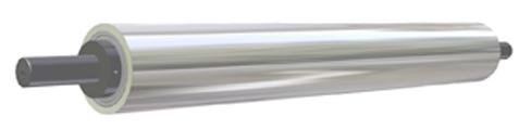 Rodillos de Aluminio